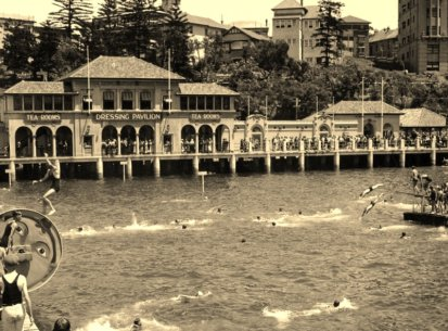 Manly Harbour Pool